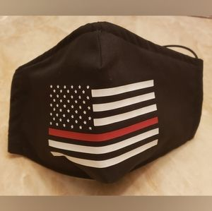 ADULT Thin red line mask
